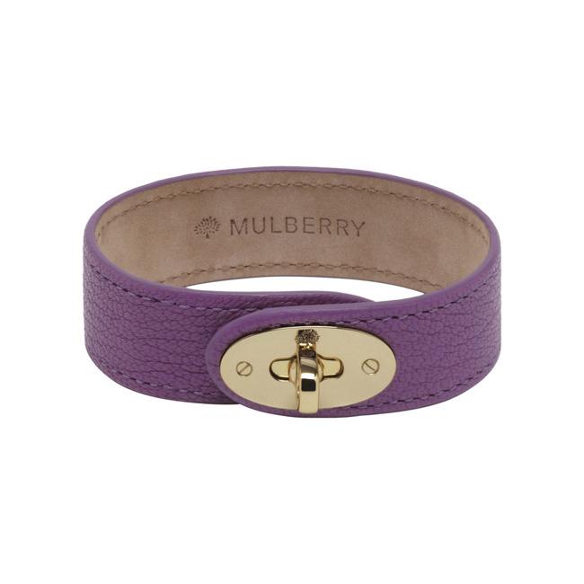 31f71cac0ba82 Cheap Mulberry Bayswater Bracelet Heather Glossy Goat on sale