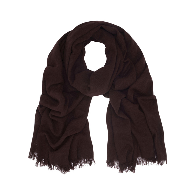 Mulberry Cashmere Wrap Oxblood Cashmere
