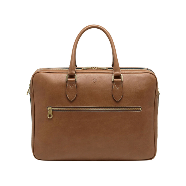 Mulberry Heathcliffe Oak Natural Leather
