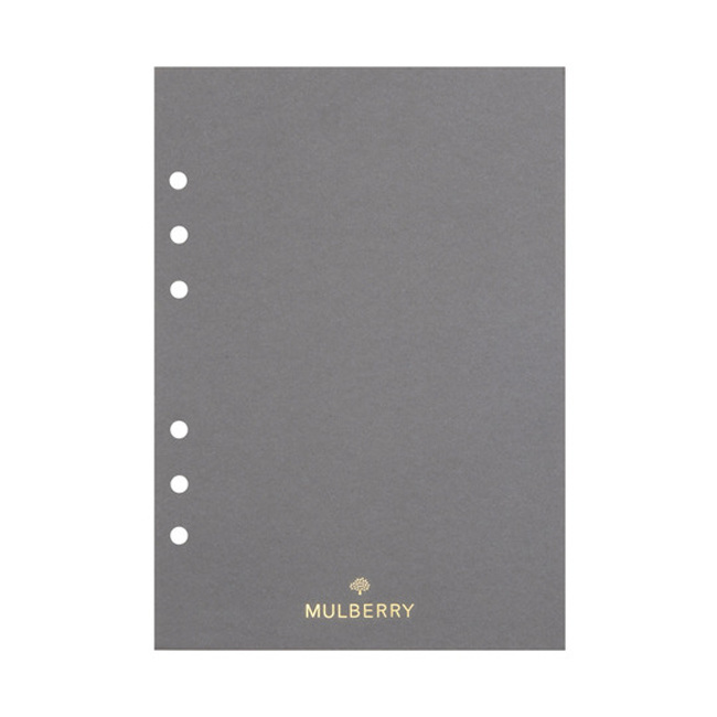 Mulberry 2013 Planner Year Planner White Paper