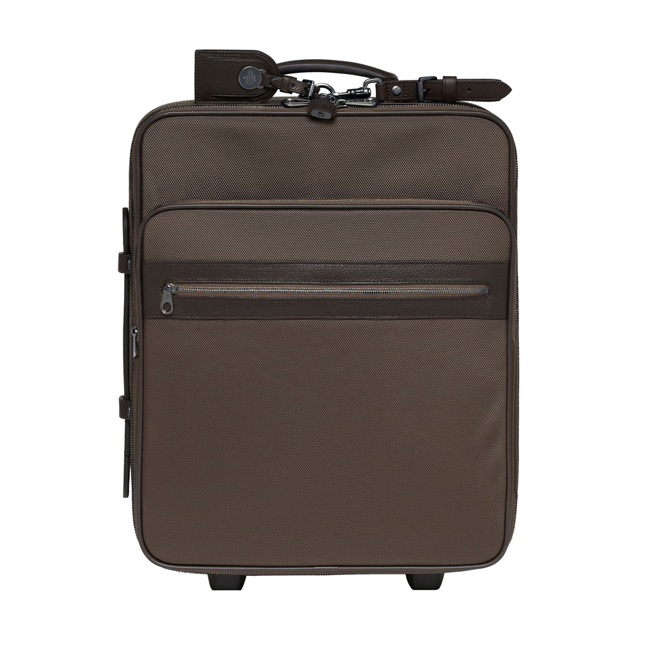 Mulberry Henry Trolley Case Mole Nylon