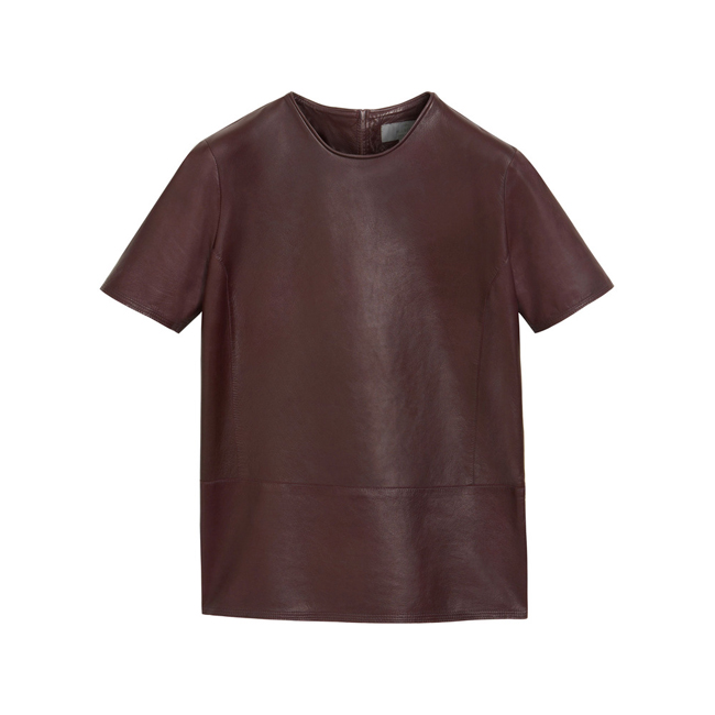 Mulberry Classic Top Oxblood Nappa Leather