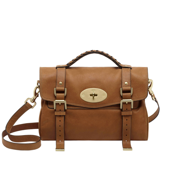 Mulberry Alexa Oak Soft Buffalo