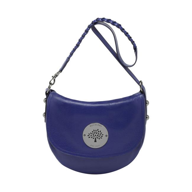 ... ebay mulberry daria satchel cosmic blue soft spongy efad7 cb3fb a75df92873e48