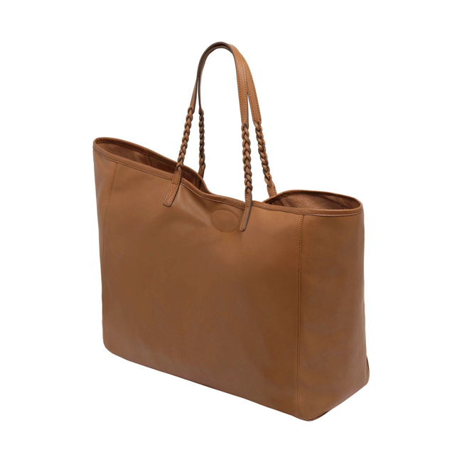Mulberry Large Dorset Tote Oak Soft Nappa